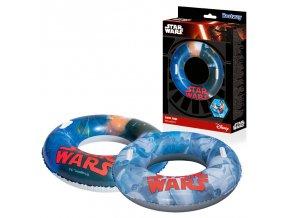 Nafukovací kruh Star Wars 91 cm