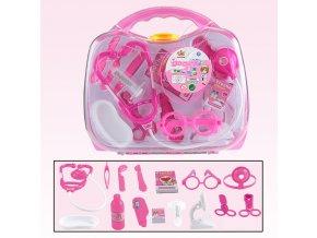 Doktorský set v kufříku pro holky