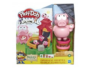 Play-Doh Animals rochnící se prasátka SKLADEM