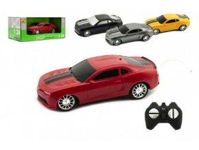 Auto RC sport na dálkové ovládání plast 15cm na baterie skladem