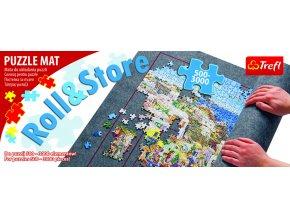 Podložka pod puzzle 500 – 3000 dílků
