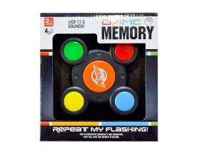 Elektronická paměťová hra