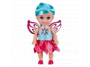 Princezna zimní Sparkle Girlz malá v kornoutku