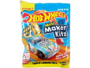 hot wheels mini maker kitz sacek