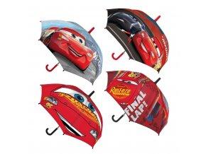 Dětský automatický deštník Cars 3 skladem