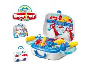 Doktor kufřík - auto