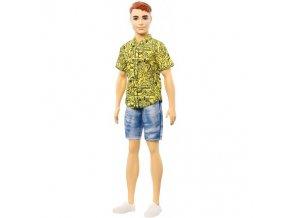 barbie model ken 139 beloch hnede vlasy0