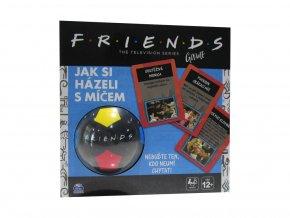 Společenská hra Přátelé - Jak si házeli míčem (skladem)