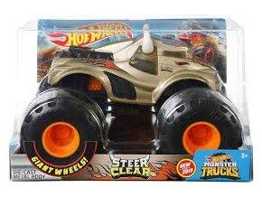 hot wheels monster trucks velky truck 2