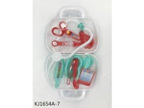 Doktorský set v kufříku