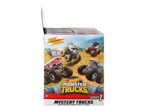 Hot Wheels monster truck mini auto skladem