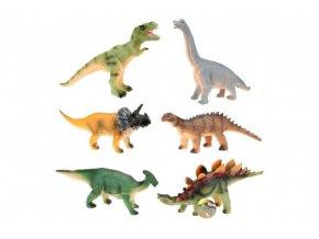 Dinosaurus plast 35cm asst