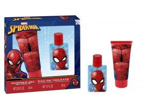 Dárková sada Spiderman EDT 30 ml + sprchový gel 60 ml