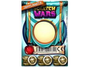 Scratch Wars - Karta zbraně Zepplandia