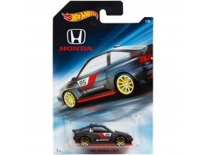 hot wheels honda fkd22 1 8 1985 cr x