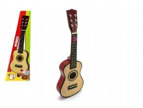 Kytara dřevo/kov 57cm - II.Jakost