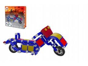 Stavebnice Seva Moto plast 423ks skladem