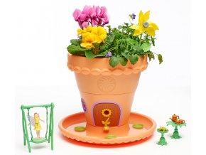 My Fairy Garden - květinový domeček - skladem