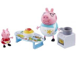 Prasátko Peppa - Kuchyňka hrací sada