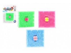 Bludiště/Labyrint hlavolam plast skladem