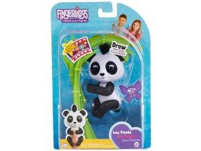 Fingerlings Baby Panda skladem