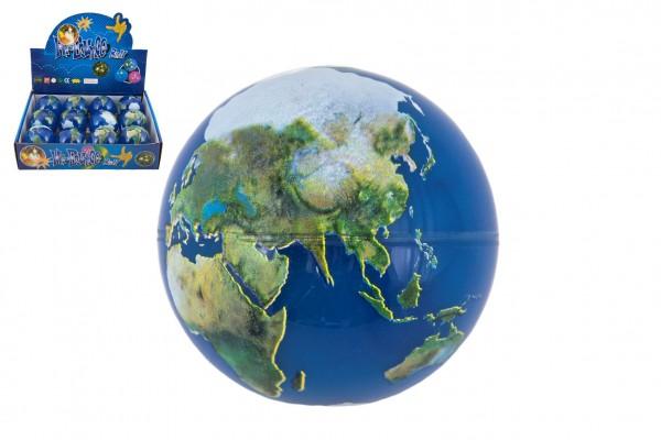 Teddies Míček skákací Země guma 7cm 1ks v sáčku (1 ks)