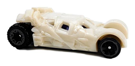 Mattel Hot Wheels The Dark Knight Batmobile - Batman 4/5 FYF62