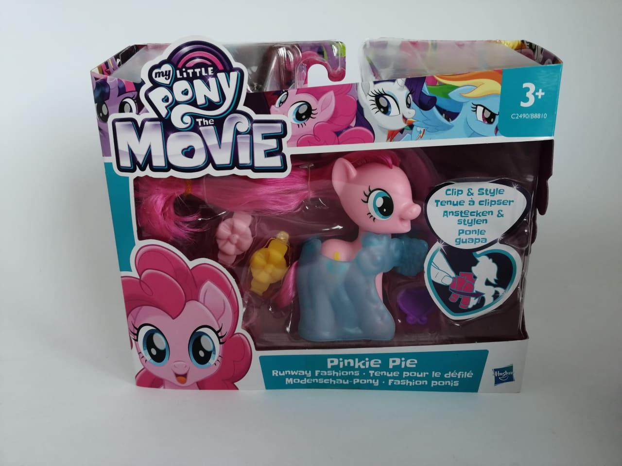 Hasbro My Little Pony My Little Pony Modní poník skladem Koník: Pinkie Pie