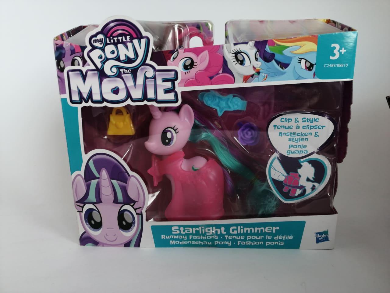Hasbro My Little Pony My Little Pony Modní poník skladem Koník: Starlight Glimmer