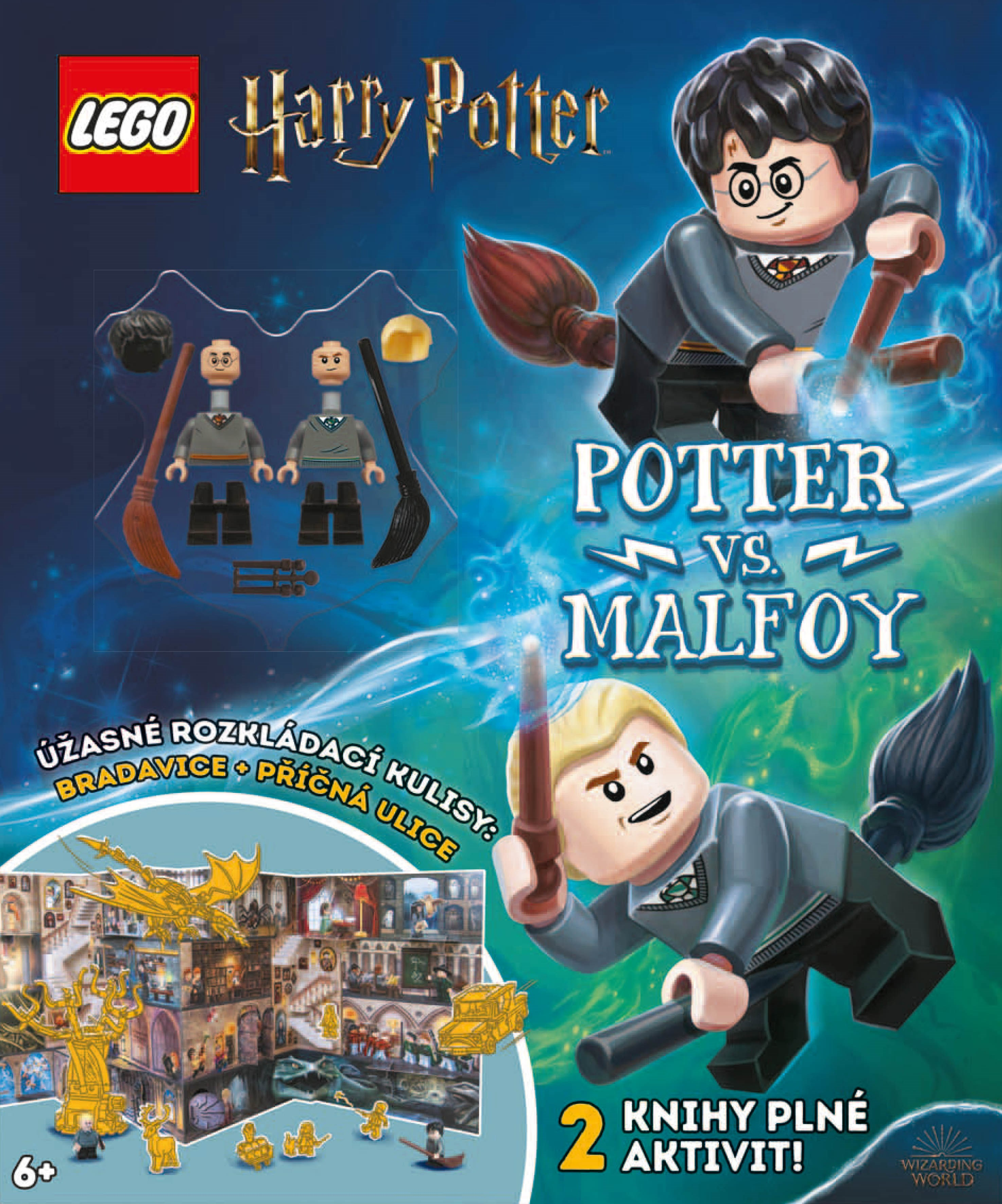 CPRESS LEGO® Harry Potter™ Potter vs. Malfoy - kolektiv