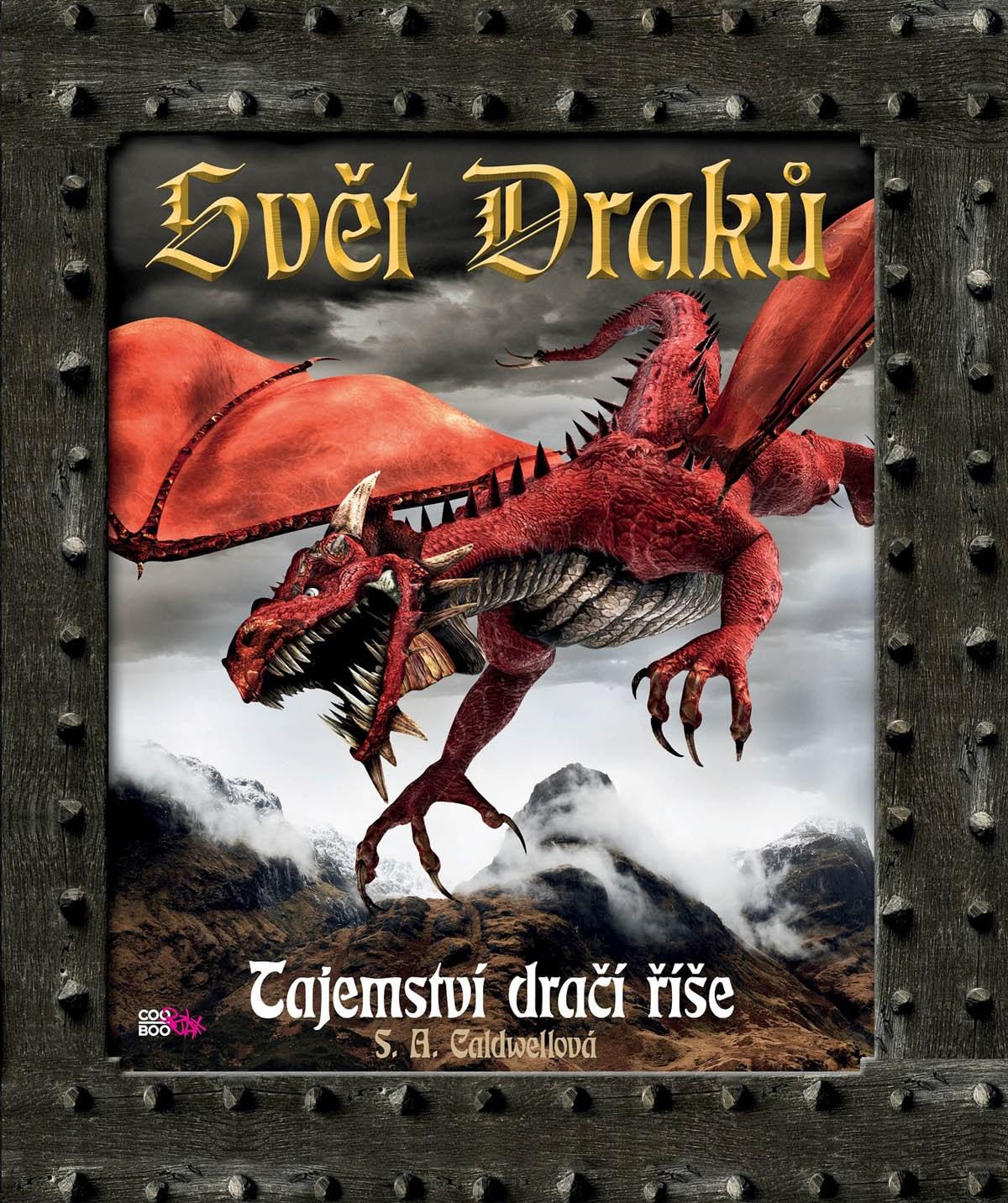 COOBOO Svět draků - S.A. Caldwellová