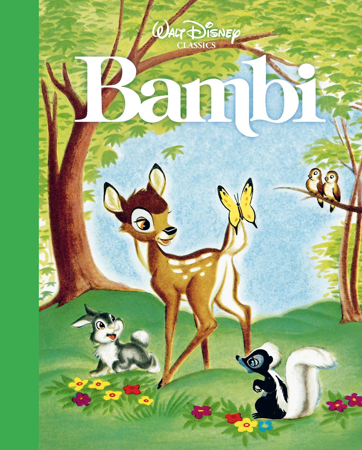 Egmont Walt Disney Classics - Bambi - Kolektiv