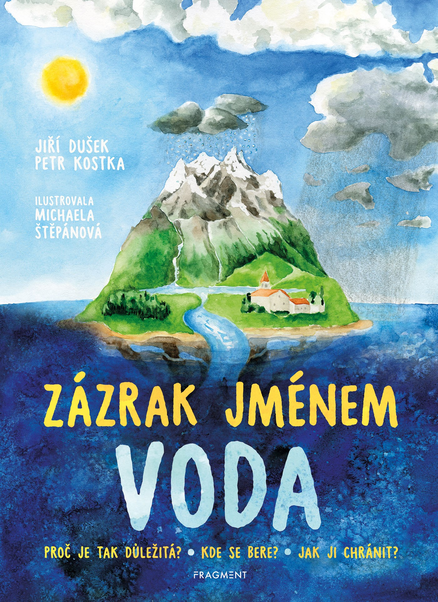 Fragment Zázrak jménem voda - Jiří Dušek, Petr Kostka