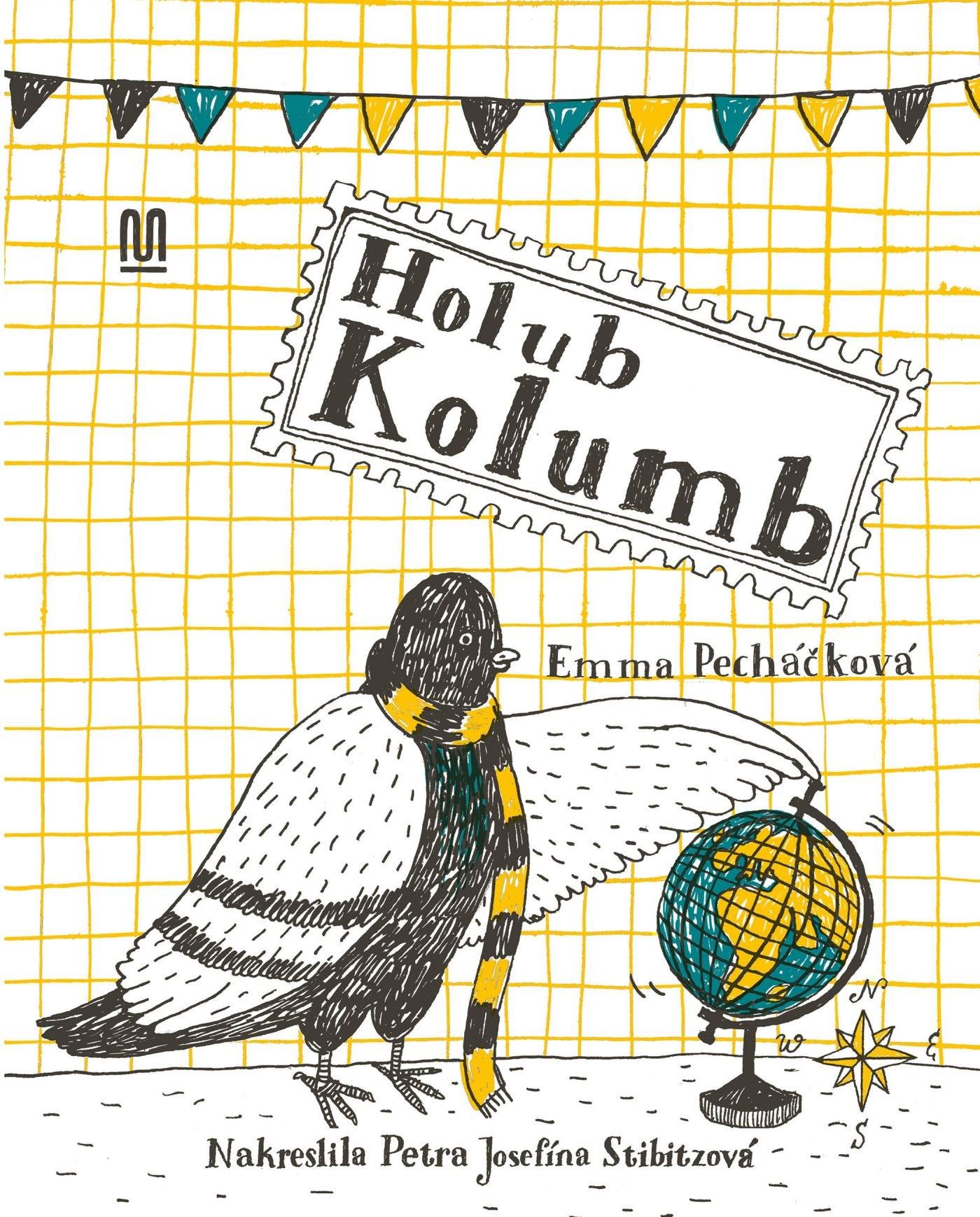 Meander Holub Kolumb - Emma Pecháčková