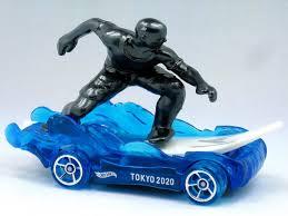 Levně Mattel Hot Wheels Surf's UP - Olympic Games Tokyo 2020 1/10 GHB72