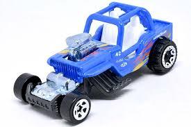 Mattel Hot Wheels '42 Willys MB Jeep - Baja Blazers 6/10 GHB67