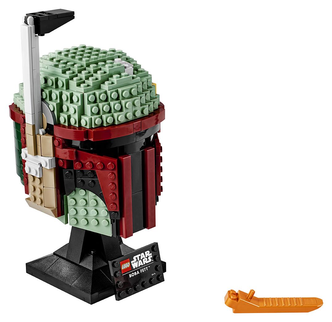 LEGO Star Wars Helma Boby Fetta
