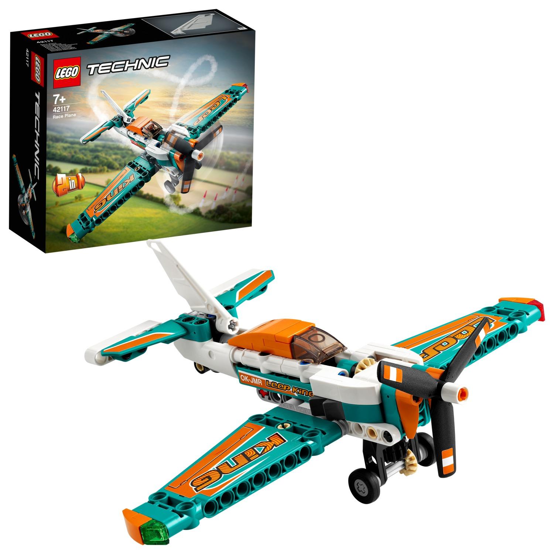 LEGO Technic Závodní letadlo