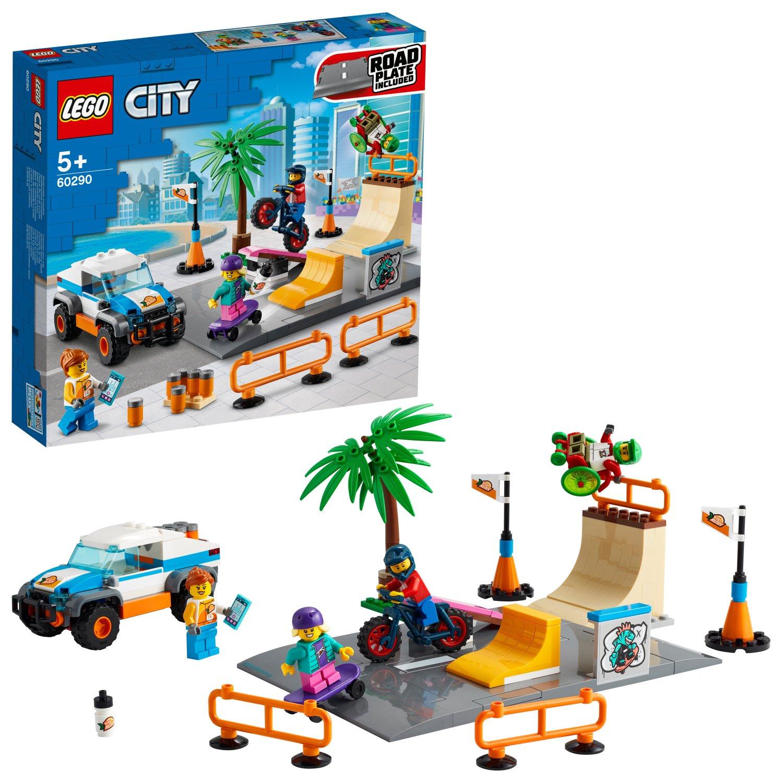Levně LEGO City Skatepark