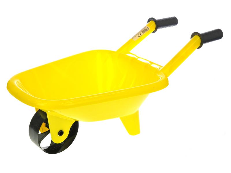 Mikro Trading Kolečko na písek 60x25x30cm 10m+ skladem Barva: Žlutá