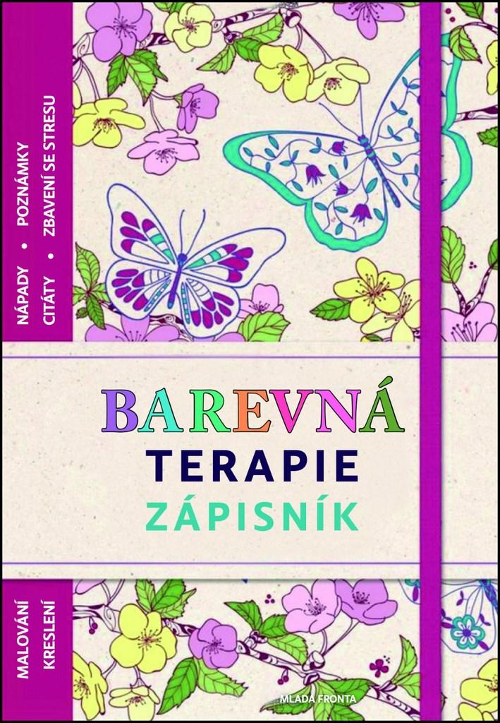 Mladá fronta Barevná terapie - Zápisník - . kolektív