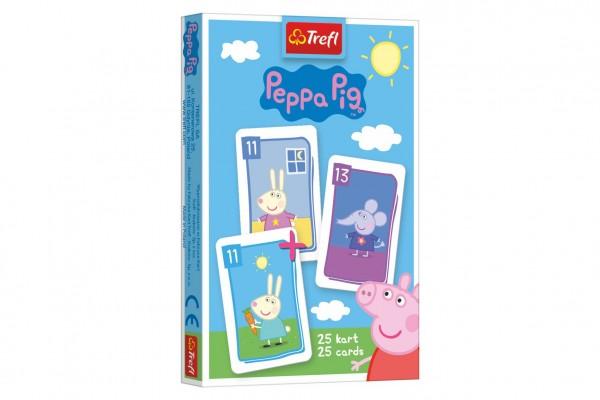 Trefl Černý Petr Prasátko Peppa/Peppa Pig společenská hra skladem
