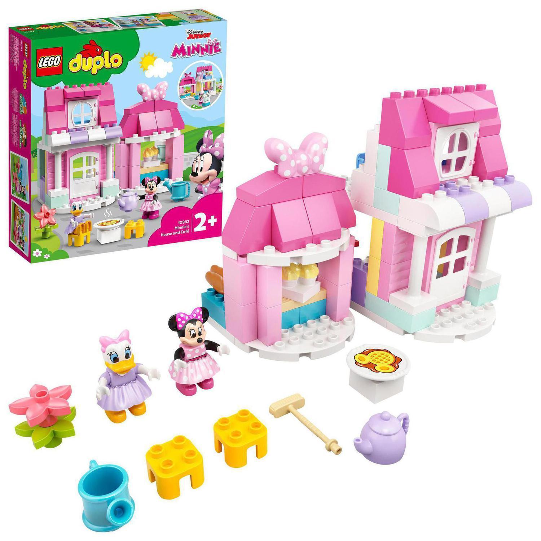 LEGO Duplo Domek a kavárna Minnie