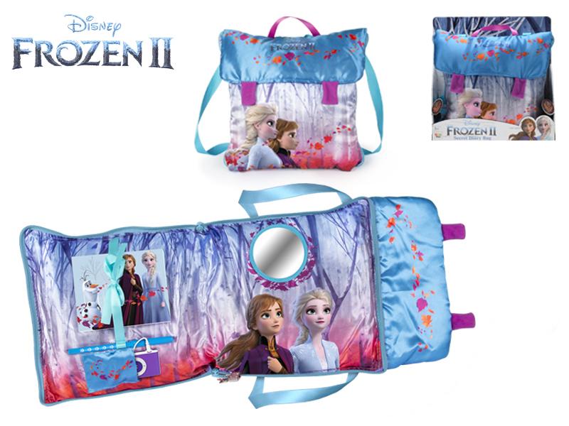 Mikro Trading Frozen II deníček Elza 24cm s doplňky