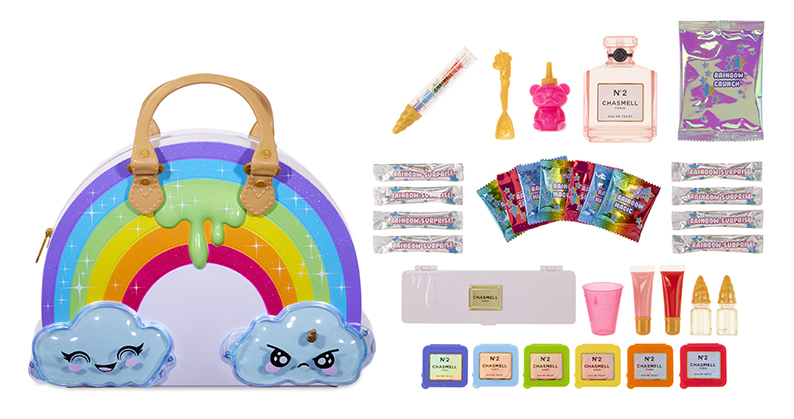 MGA Rainbow Surprise Chasmell Rainbow Slime Kit