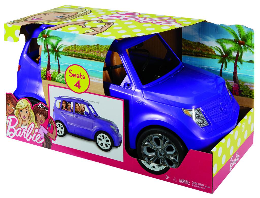 Mattel Barbie Barbie SUV
