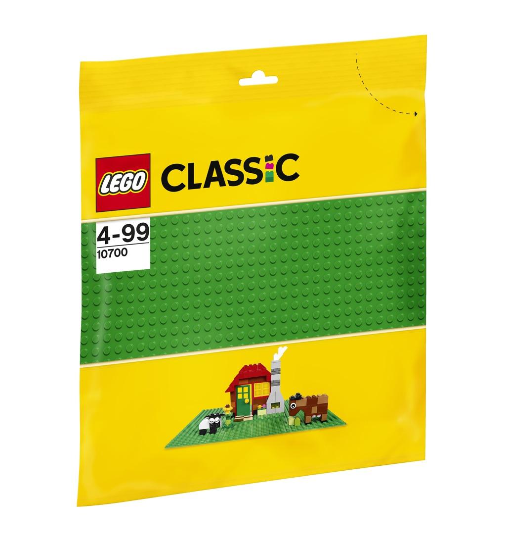 LEGO® LEGO® 10700 Zelená podložka na stavění