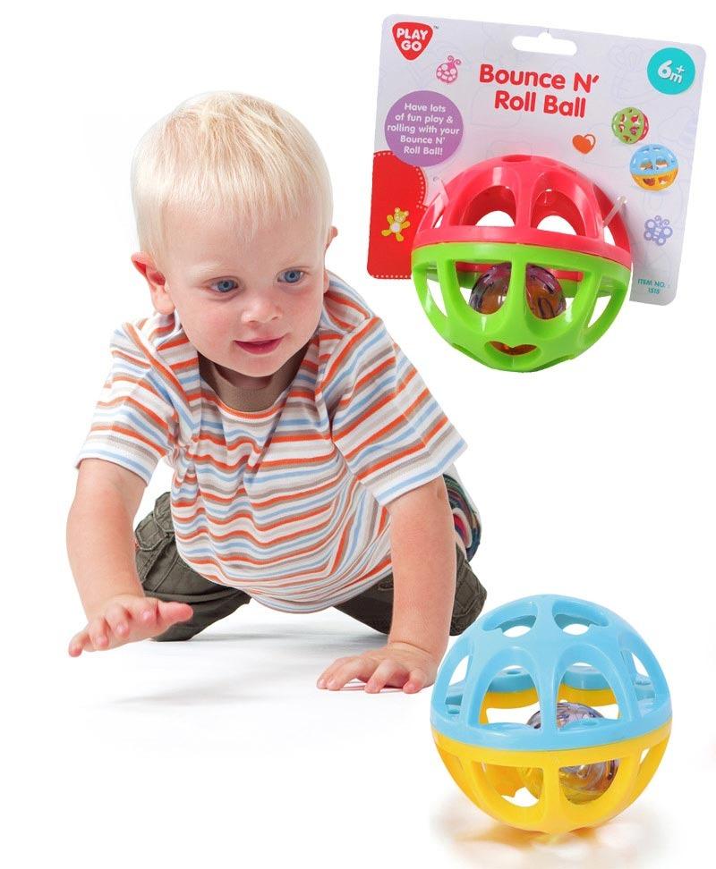 Play Go Chrastící míček skladem
