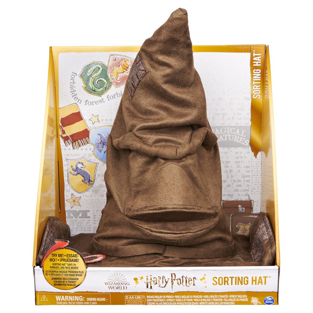 Spin Master Harry Potter Harry Potter interaktivní moudrý klobouk