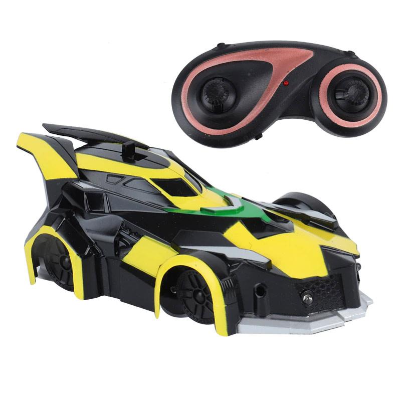 TIP! Antigravitační autíčko Barva: Černo - žlutá